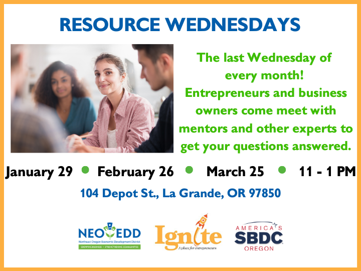 Resource Wednesdays